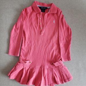 Ralph Lauren Dress , 3T , Pink